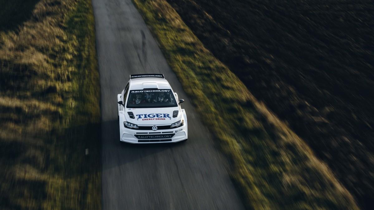 Tomasz Kasperczyk - Volkswagen Polo R5