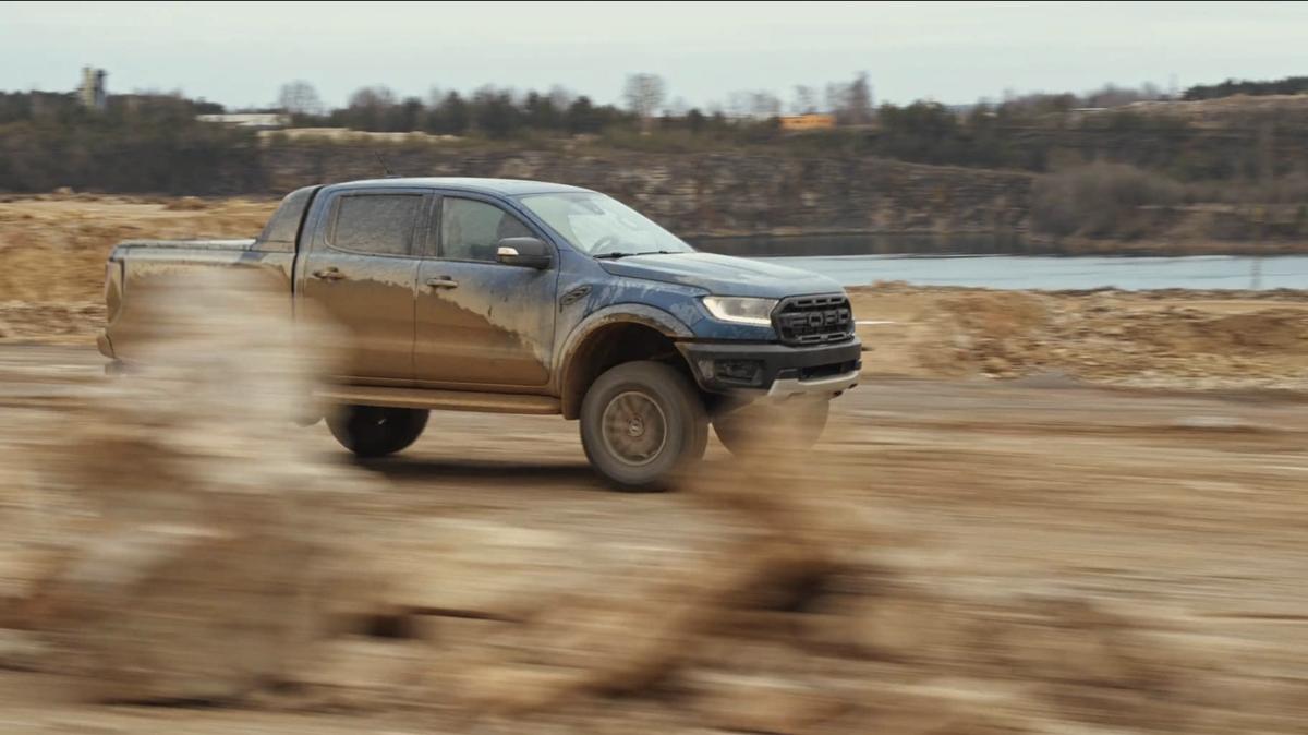 Nowy Ford Ranger Raptor