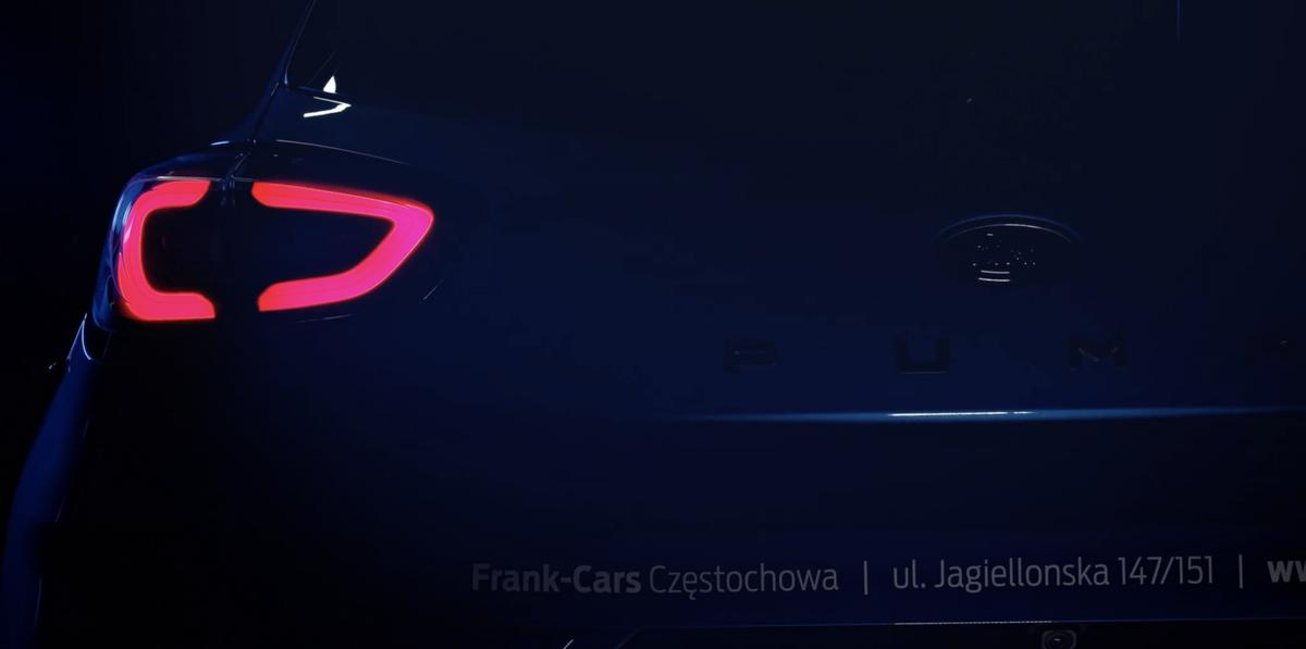 Nowy Ford Puma